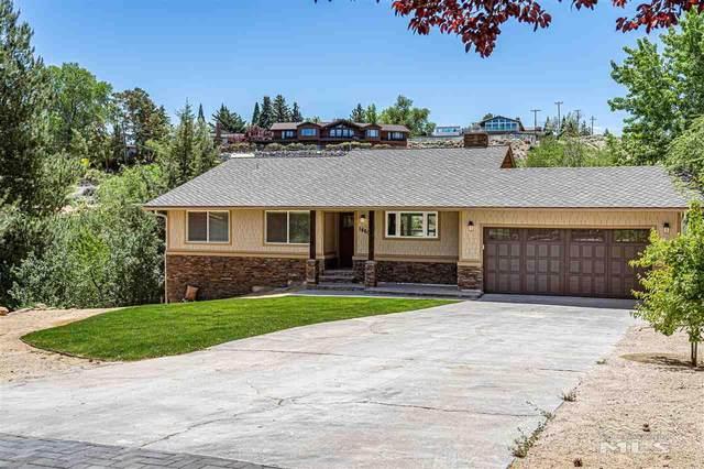 1460 Joanie Court, Reno, NV 89509 (MLS #210008078) :: Chase International Real Estate