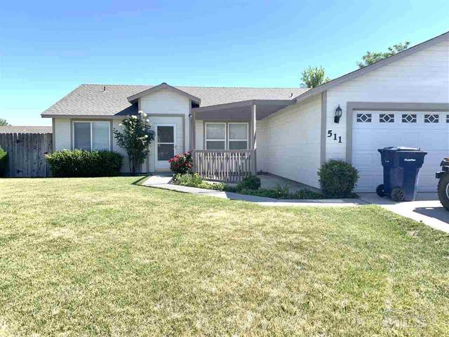 511 Darren Way, Fernley, NV 89408 (MLS #210008079) :: Colley Goode Group- eXp Realty