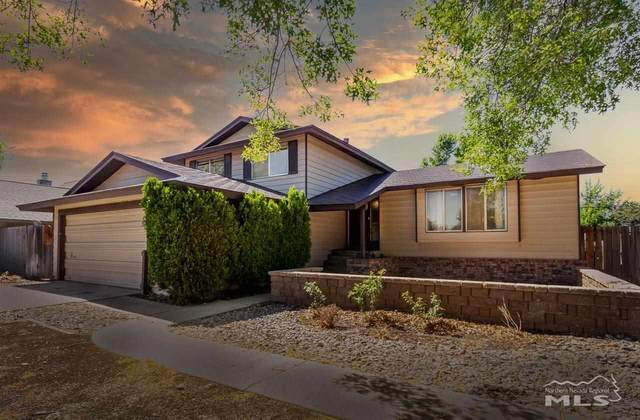 1141 Los Amigos, Sparks, NV 89434 (MLS #210008085) :: Chase International Real Estate