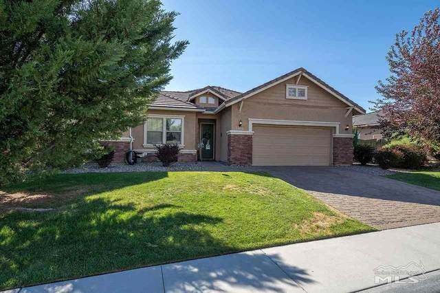 5011 Chevalier Drive, Sparks, NV 89436 (MLS #210008087) :: Theresa Nelson Real Estate