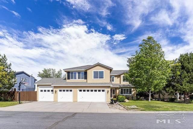 3792 Portland Drive, Reno, NV 89511 (MLS #210008090) :: Theresa Nelson Real Estate