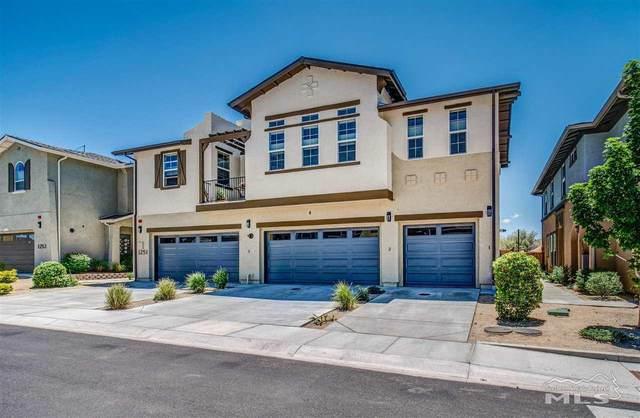 1251 Concho Trail #1, Gardnerville, NV 89410 (MLS #210008093) :: Chase International Real Estate