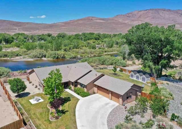 99 Holley Ln, Dayton, NV 89403 (MLS #210008097) :: Chase International Real Estate