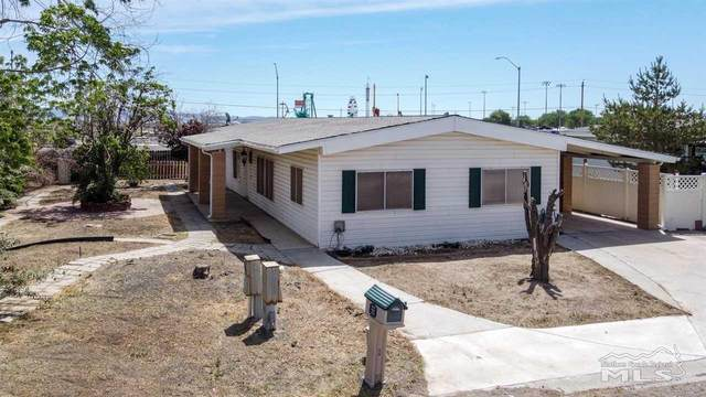 300 Parkland, Fernley, NV 89408 (MLS #210008108) :: Colley Goode Group- eXp Realty