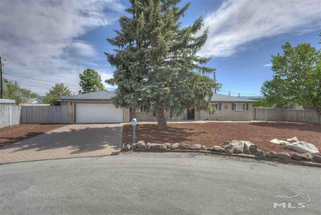 4521 Hiko Ct., Carson City, NV 89706 (MLS #210008116) :: Chase International Real Estate