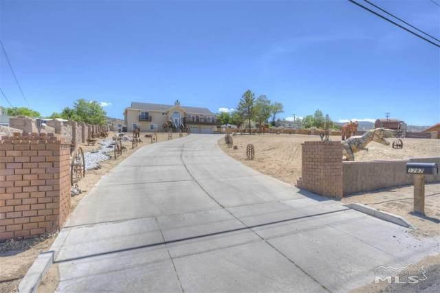 1787 Pinion Hills Drive, Carson City, NV 89701 (MLS #210008122) :: Chase International Real Estate