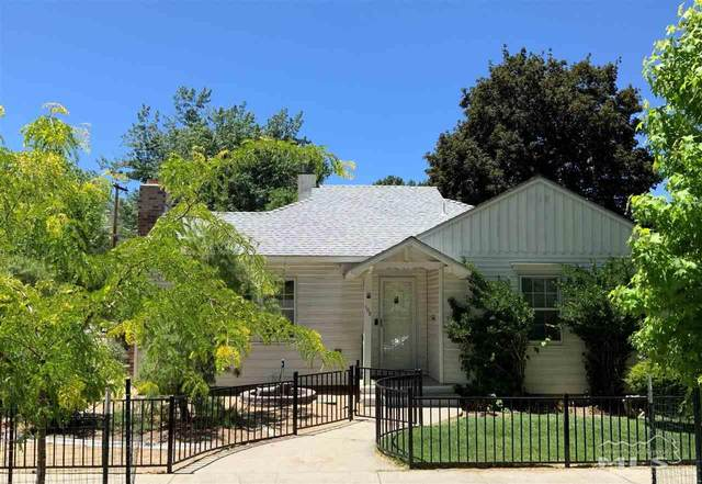 102 Mountain St, Carson City, NV 89703 (MLS #210008123) :: Chase International Real Estate