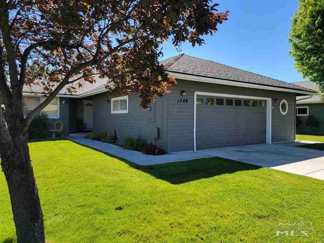 1788 Mahogany Circle, Minden, NV 89423 (MLS #210008125) :: Chase International Real Estate