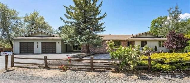 4151 Tara St, Carson City, NV 89706 (MLS #210008126) :: Chase International Real Estate