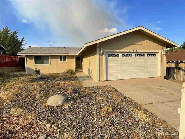 3557 Onyx Ct, Carson City, NV 89705 (MLS #210008129) :: Chase International Real Estate