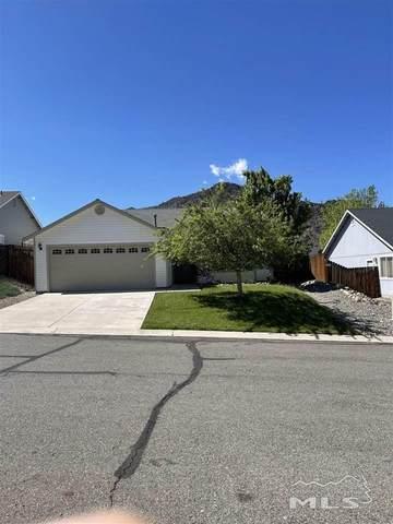 253 Walker Street, Gardnerville, NV 89410 (MLS #210008131) :: Chase International Real Estate