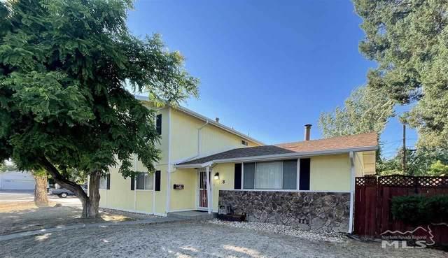 8 Arndell Way, Sparks, NV 89431 (MLS #210008132) :: Chase International Real Estate
