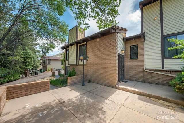 1535 Kings Canyon, Carson City, NV 89703 (MLS #210008134) :: Chase International Real Estate