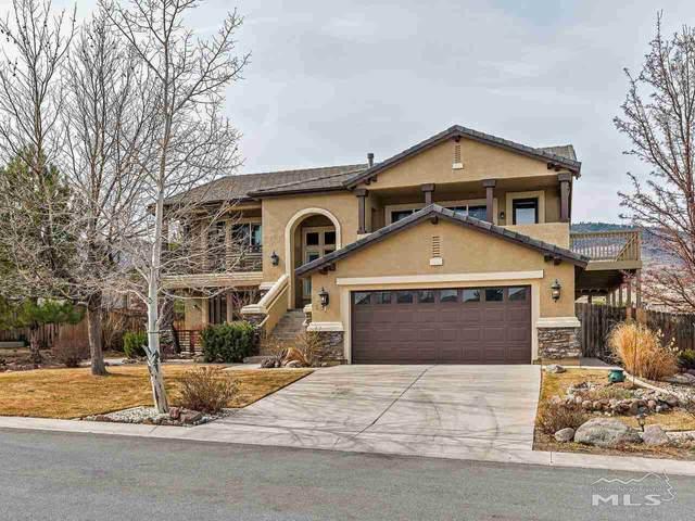 551 Echo Ridge Ct., Reno, NV 89511 (MLS #210008135) :: Craig Team Realty