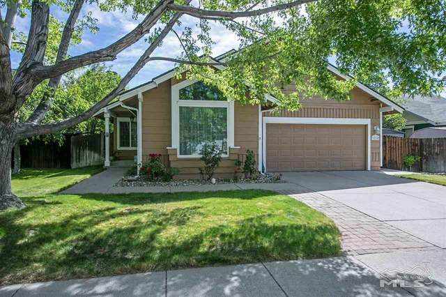 1830 Terrace Heights, Reno, NV 89523 (MLS #210008136) :: Theresa Nelson Real Estate