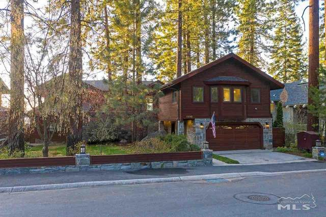 1030 Skyland, Zephyr Cove, NV 89448 (MLS #210008137) :: Chase International Real Estate