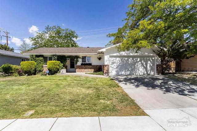 1135 Crown Drive, Reno, NV 89503 (MLS #210008138) :: Theresa Nelson Real Estate