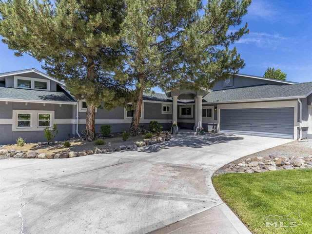 4075 Lamay Lane, Reno, NV 89511 (MLS #210008139) :: Theresa Nelson Real Estate