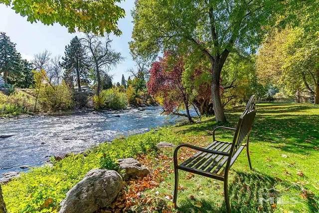 2300 Dickerson Rd #45, Reno, NV 89503 (MLS #210008140) :: Chase International Real Estate