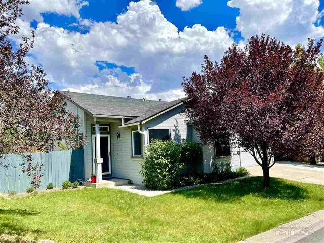 134 Shadycrest, Reno, NV 89439 (MLS #210008141) :: The Mike Wood Team