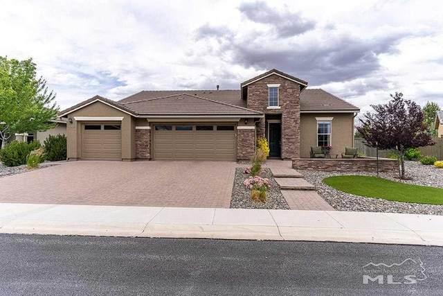 4881 Ravello Drive, Sparks, NV 89436 (MLS #210008145) :: Theresa Nelson Real Estate