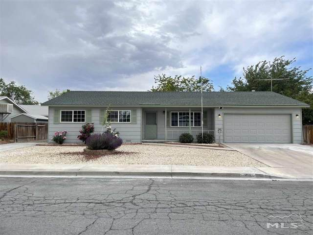 812 F St, Fernley, NV 89408 (MLS #210008147) :: Colley Goode Group- eXp Realty