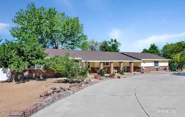 4800 Gentry Ln, Carson City, NV 89701 (MLS #210008149) :: NVGemme Real Estate
