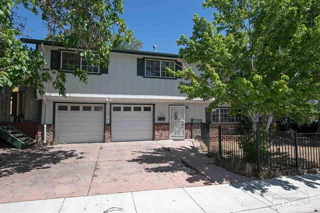 1801 Carlin St., Reno, NV 89503 (MLS #210008151) :: Chase International Real Estate