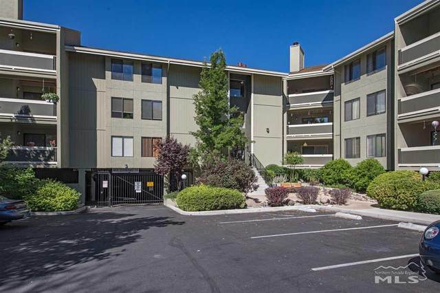 2845 Idlewild #310, Reno, NV 89509 (MLS #210008152) :: Theresa Nelson Real Estate