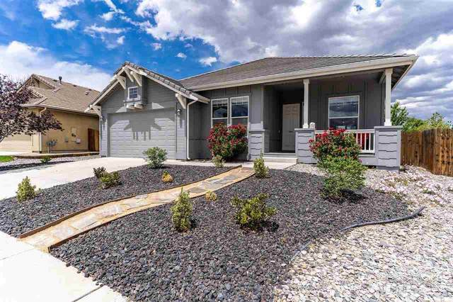 1190 Rancho Mirage Drive, Sparks, NV 89436 (MLS #210008153) :: Theresa Nelson Real Estate