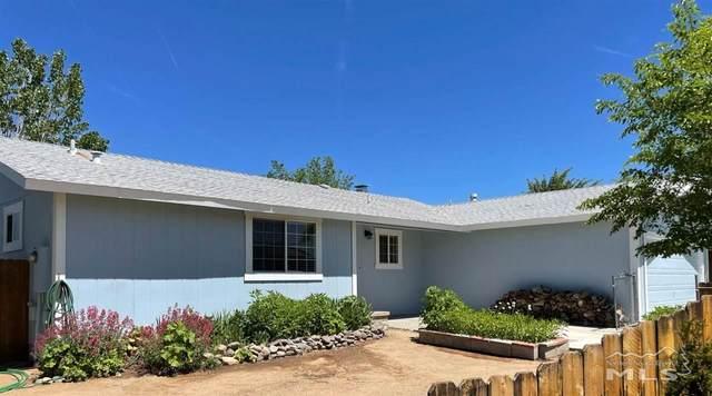 3463 Vista Grande Blvd, Carson City, NV 89705 (MLS #210008156) :: Chase International Real Estate