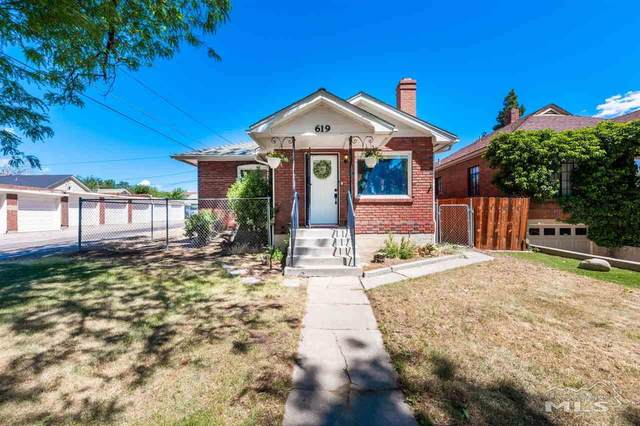 619 W 10th Street, Reno, NV 89503 (MLS #210008159) :: Theresa Nelson Real Estate