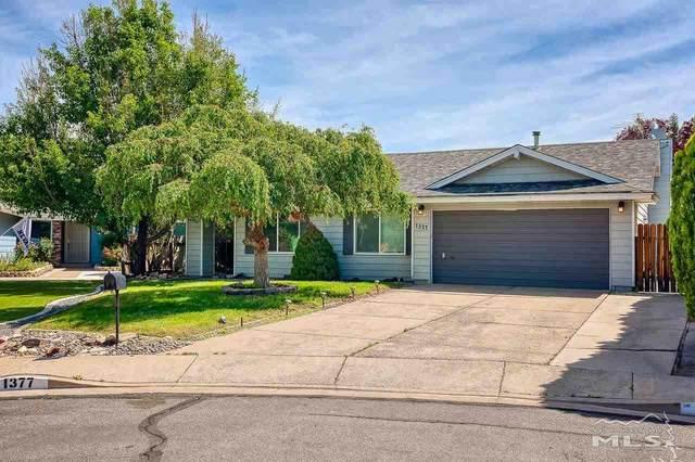 1377 Coupler Court, Sparks, NV 89434 (MLS #210008161) :: Chase International Real Estate