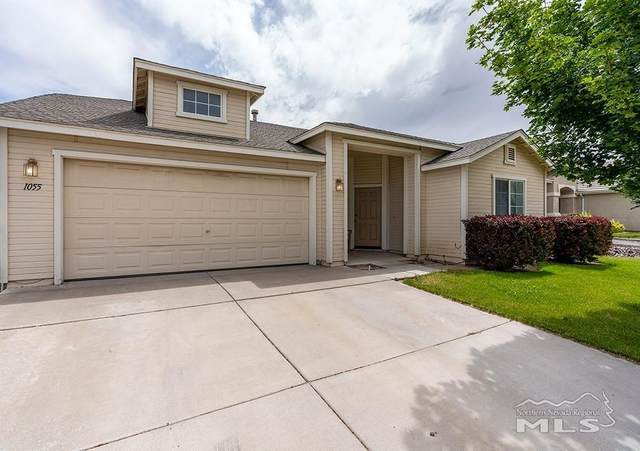 1055 Greenbrook Place, Fernley, NV 89408 (MLS #210008162) :: Colley Goode Group- eXp Realty