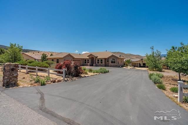 2710 Ramona Road, Reno, NV 89521 (MLS #210008172) :: Craig Team Realty