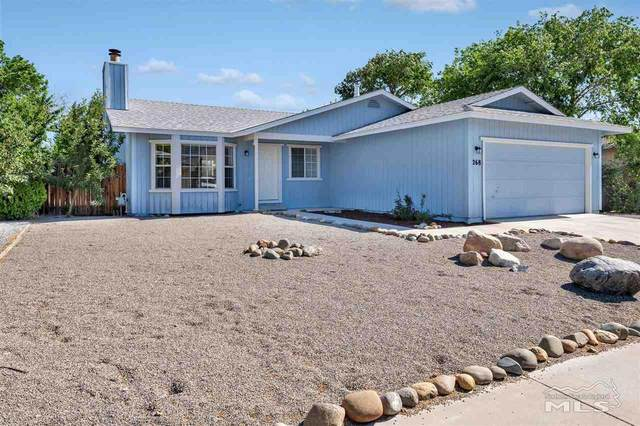 268 Woodlake Circle, Dayton, NV 89403 (MLS #210008175) :: Chase International Real Estate