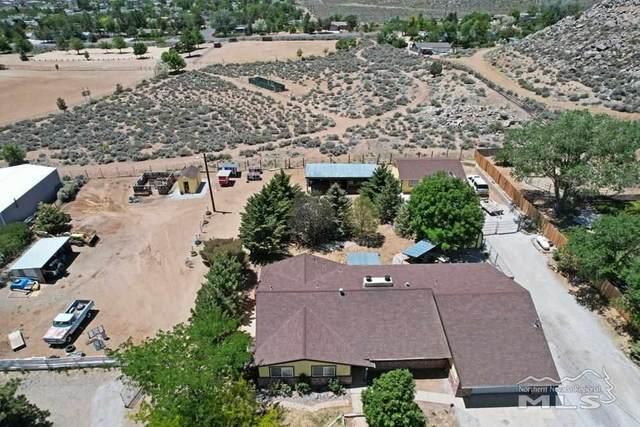 7545 Vista View, Reno, NV 89506 (MLS #210008177) :: Theresa Nelson Real Estate