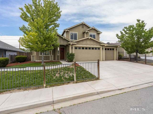 1927 Canal Drive, Fernley, NV 89408 (MLS #210008181) :: Colley Goode Group- eXp Realty