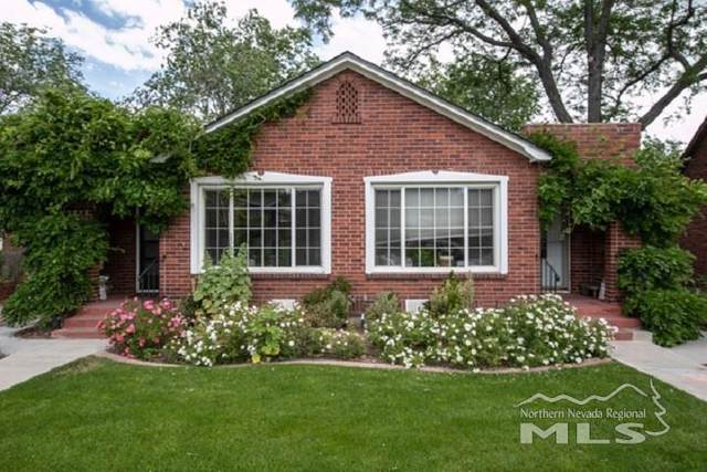 1228/1230 Lander, Reno, NV 89509 (MLS #210008185) :: Theresa Nelson Real Estate