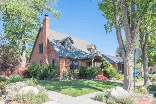 895 Lander, Reno, NV 89509 (MLS #210008186) :: Theresa Nelson Real Estate