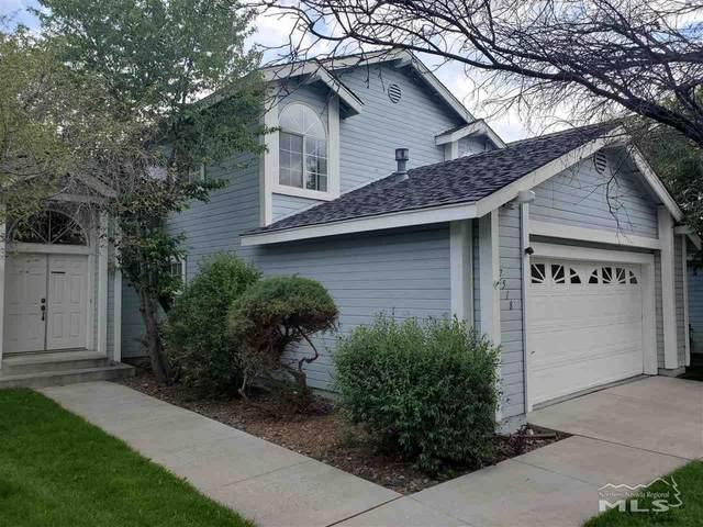 7518 Wheeldale Circle, Reno, NV 89511 (MLS #210008188) :: Vaulet Group Real Estate