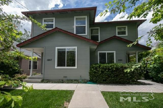 1265/1269 Plumas Street, Reno, NV 89509 (MLS #210008189) :: Theresa Nelson Real Estate