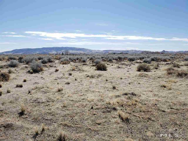 2725 E 5th, Silver Springs, NV 89429 (MLS #210008191) :: Chase International Real Estate