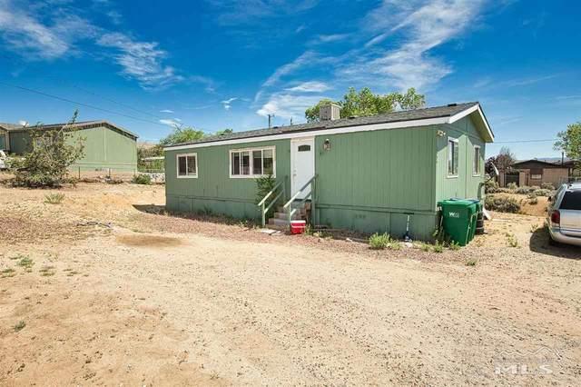 5994 Amargosa, Sun Valley, NV 89433 (MLS #210008195) :: The Mike Wood Team