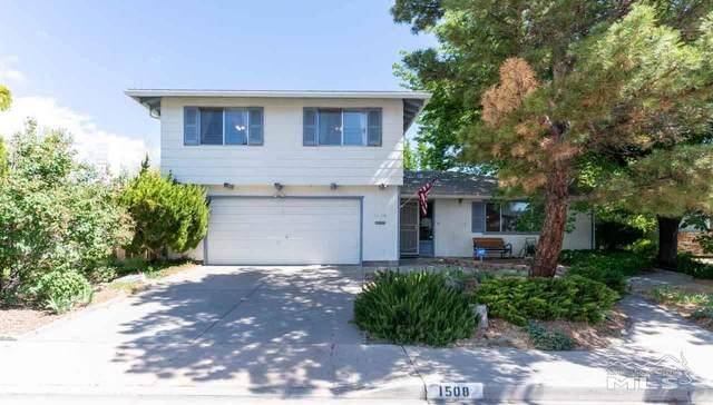 1508 E Telegraph, Carson City, NV 89701 (MLS #210008196) :: Theresa Nelson Real Estate