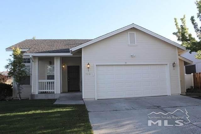 730 W Golden Valley Road, Reno, NV 89506 (MLS #210008201) :: Craig Team Realty