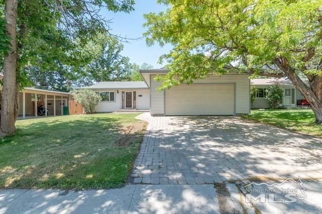 1435 Doric Drive, Reno, NV 89503 (MLS #210008210) :: Theresa Nelson Real Estate