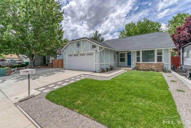 1473 Union Street, Sparks, NV 89434 (MLS #210008212) :: Theresa Nelson Real Estate