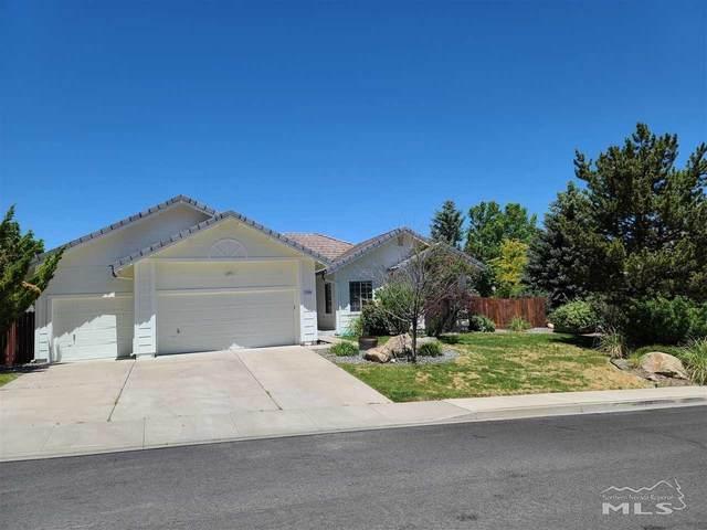2269 Evans Creek, Reno, NV 89519 (MLS #210008214) :: NVGemme Real Estate