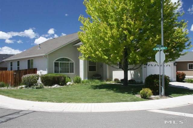1418 Sterling Lane, Gardnerville, NV 89410 (MLS #210008217) :: Chase International Real Estate
